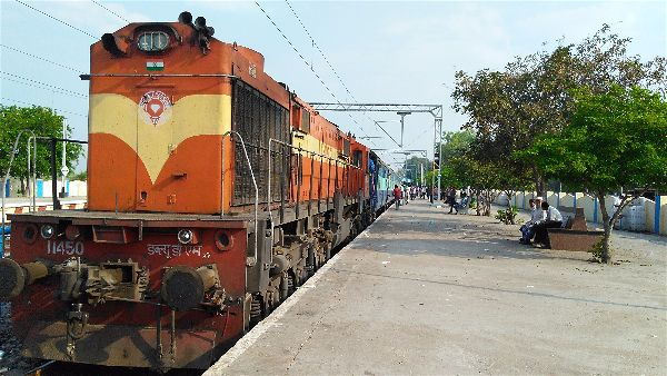 best mode of transport indian railway
