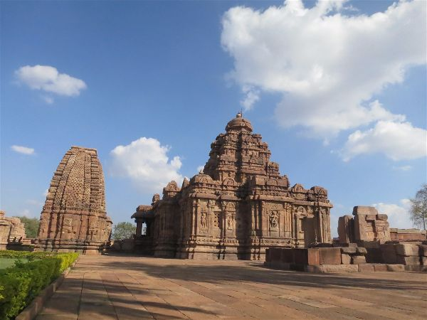 temples in pattadkal