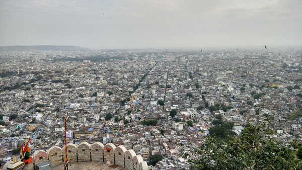 Jaipur city in low budget