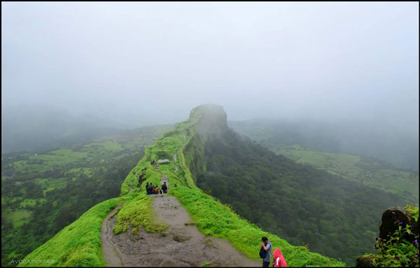 Trek To Lohagad Fort In Budget