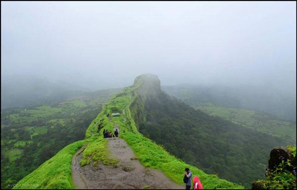 lohagad-fort-top-view